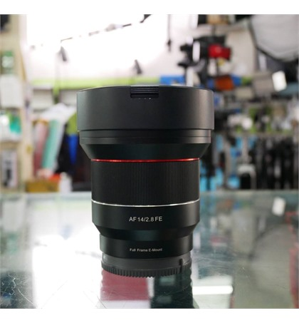 Samyang 14mm for Sony
