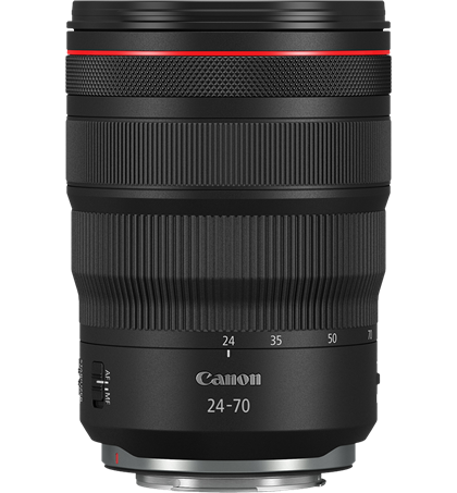 Canon RF24-70mm f/2.8L IS USM (new)