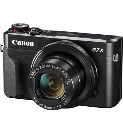Canon G7X Mark II (New) - out of stock