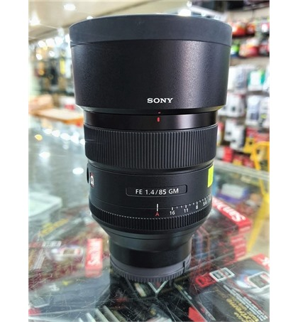Sony 85mm f1.4 GM (98%)