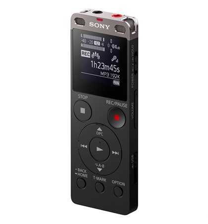 Sony ICD-560F Recorder - out of stock