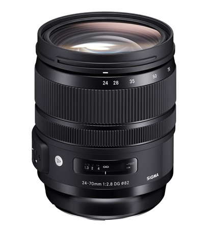 Sigma 24-70mm F2.8 Art for Canon (new) - out of stock
