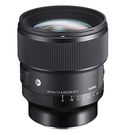 Sigma 85mm f1 4 DG DN Art Sony e-mount  (New)
