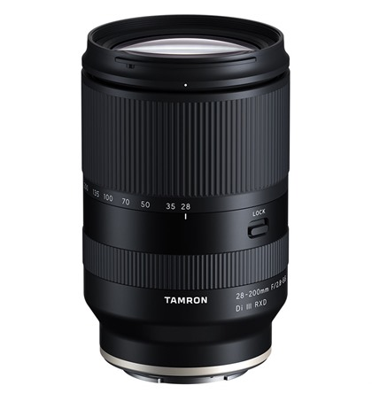 Tamron 28-200mm F2.8-5.6 Di III RXD for Sony (New)