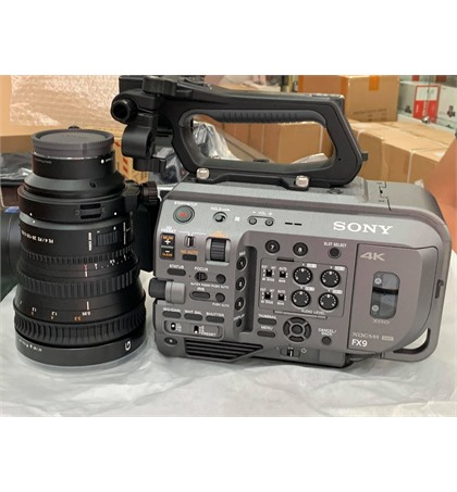Sony FX9 kit 28-135mm (new)