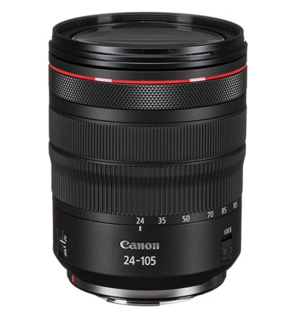 Canon RF 24-105mm f/4L IS USM (New)