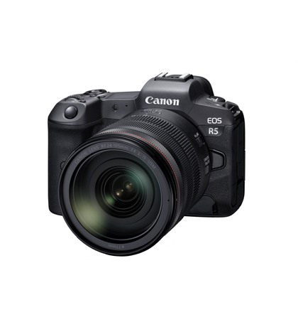 Canon R5 Mirrorless (new)