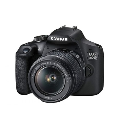 Canon EOS 2000D kit 18-55mm (new)