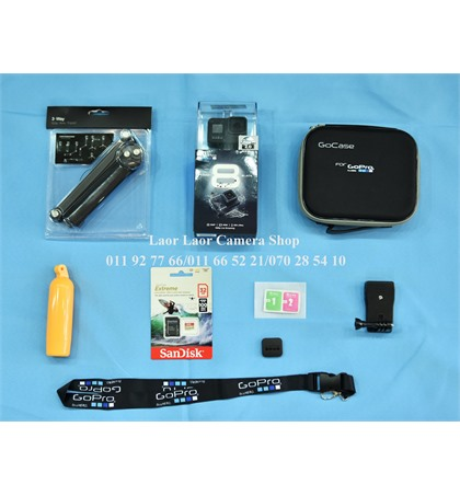 Gopro Hero8 Set (new) set - out of stock